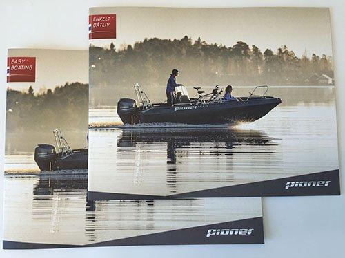 Pioner boats 2015 Catalouge
